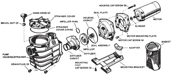 Super Ii furthermore Maxflow Diagram further Mypool Hayward Max Flo Pump Parts Diagram Inside Hayward Pool Pump Parts Diagram moreover Super Ii Diagram further Zhay. on hayward super ii pump parts diagram