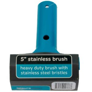 5-inch Stainless Brush