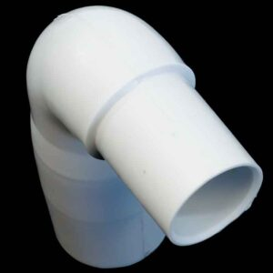 Pool Rover 'ST' – 90deg Plastic Elbow