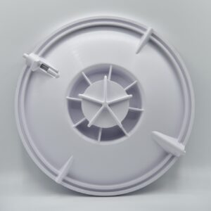 Vacuum Plate suit Quiptron Skimmer