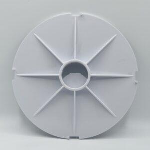 Vacuum Plate Suits Paramount