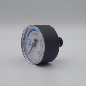 Threadless Pressure Gauge – Suit Poolrite V2000